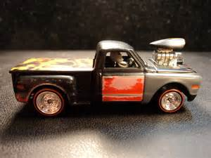 Wheels Custom 69 Chevy Truck Custom 69 Chevy Blown Rat Rod Truck Dads Custom
