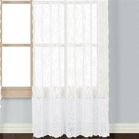 windsor lace curtains windsor lace window treatment