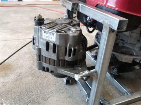 alternator welder plans
