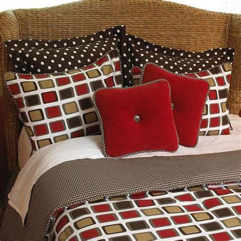 Houndstood Set houndstooth bedding set bedding by whispar design