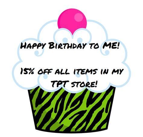 Birthday Speech Sles liz s speech therapy ideas birthday sale