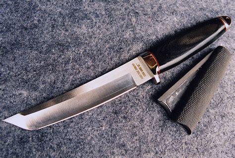 how to make a tanto river custom knives