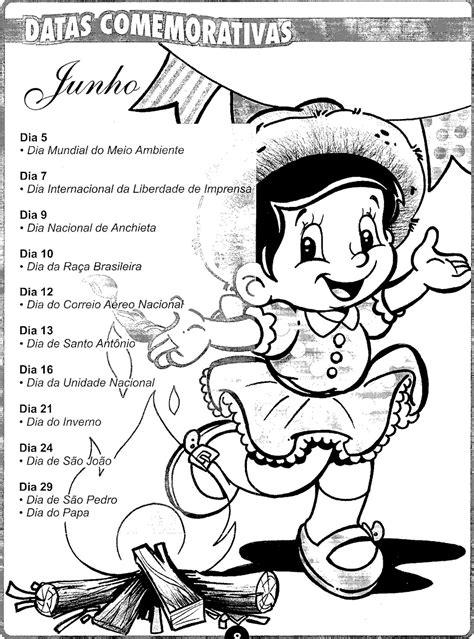 Espaço Criativo: Espaço: desenhos juninos