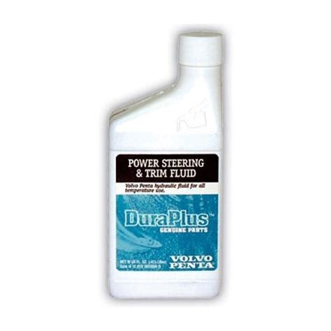 purchase oem volvo penta marine engine power steering trim fluid oz bottle