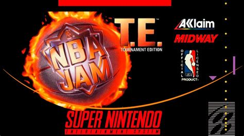 Mba Jam Tournament Edition by The Best Sports Basketball Edition Robot