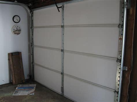 7 Ft Wide Garage Door Matador Garage Door Insulation Kit Designed For 7 Foot