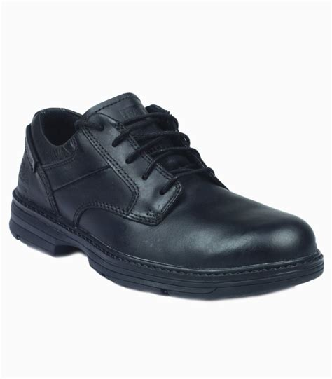 Caterpillar S Black caterpillar oversee black s1 safety shoe