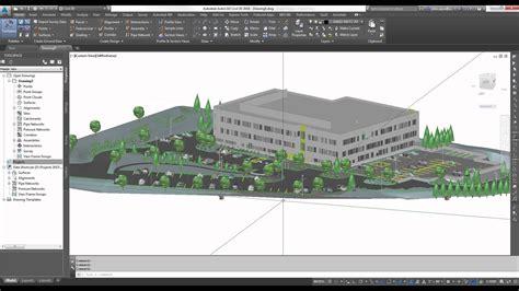 tutorial autocad civil 3d 2016 autocad civil 3d 2016 coordination models youtube