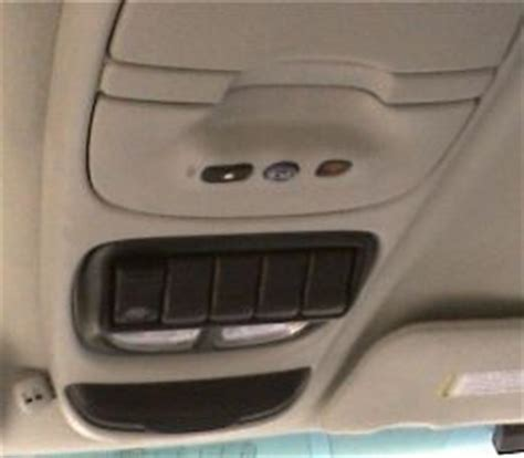 how do you replace the overhead console on replace overhead console 2001 chevy venture