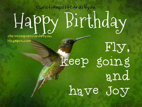 Happy Birthday Wishes For On Happy Birthday Keep Going Blessings To You Christian