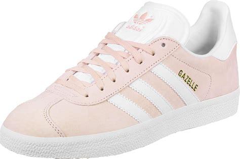 adidas gazelle shoes vapour pink white