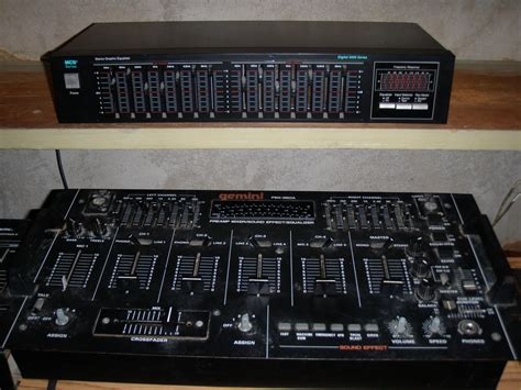 Mixer Equalizer Gemini Sound Products Wikiwand