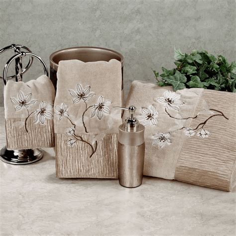 Decorative Bathroom Accessories Decorative Bathroom Towels Sets Easyhometips Org
