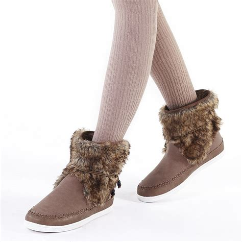 gallery for gt flat brown boots for