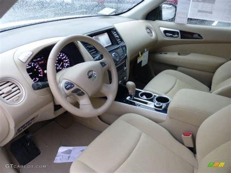 nissan pathfinder 2013 interior almond interior 2013 nissan pathfinder sv 4x4 photo