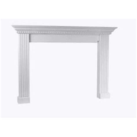 fireplace surround home depot home depot foster mantels primed surround fireplace