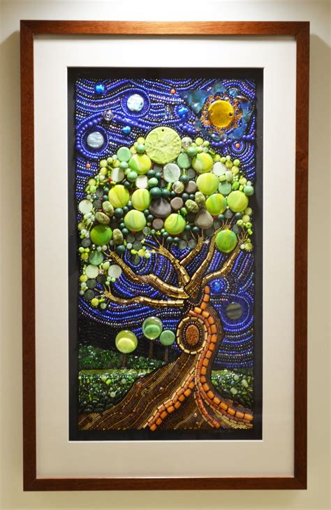mosaic pattern medicine 119 best mosaic buttons beads images on pinterest