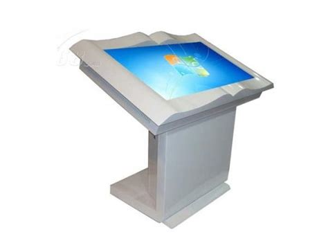 Tft Type Indoor Touch Screen Coffee Table Advertising Touch Screen Coffee Table For Sale
