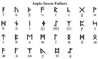tattoos that represent children futhorc rune alphabet chart anglo saxon language anglo saxon foundation