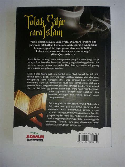 Buku Cara Mudah Belajar Islam Bimbingan Dasar Islam buku tolak sihir cara islam