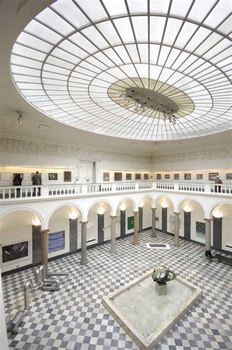 aberdeen art gallery renewal  architect