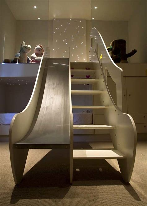 Bunk Bed With Stairs And Slide 17 Best Ideas About Bunk Bed With Slide On Pinterest Bunk Bed Designs Bunk Bed Desk And 3