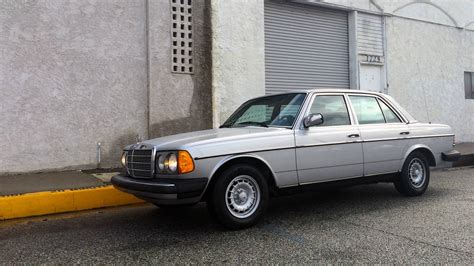 1978 Mercedes 300d by The Wheel Of A 1978 Mercedes 300d