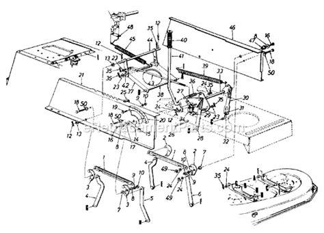 mtd 660 wiring diagram efcaviation