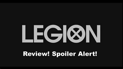 legion movie spoilers legion movie review spoilers youtube