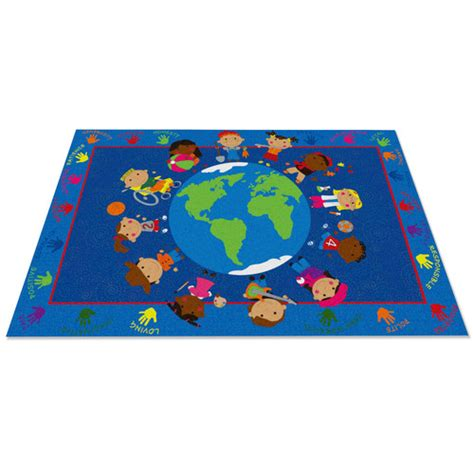 Classroom Rugs by Kid Carpet World Character Classroom Rug Reviews