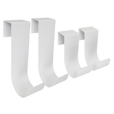 white aluminum slip  fence hook fits