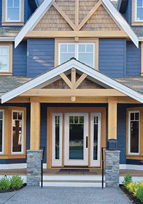 front doors   home style masonite