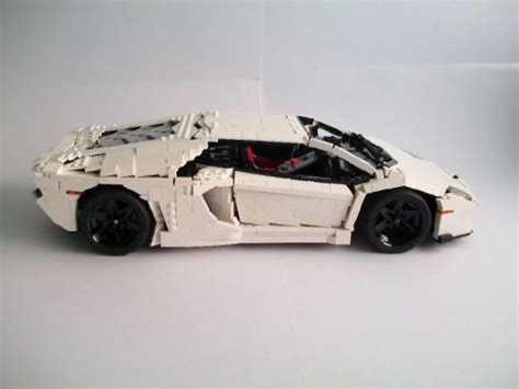 technic lamborghini aventador lamborghini aventador a 174 creation by nick barrett