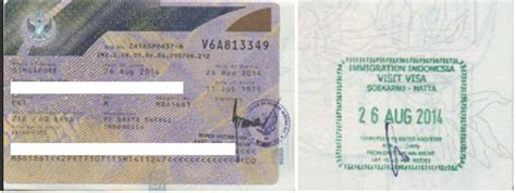 Sponsor Letter Social Visa Indonesia The Visa Confusion Unravelled Indonesia
