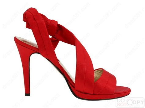 Brautschuhe Rot by Bridal Shoes