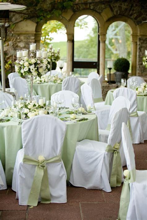 Tischdekoration Hochzeit Gr N by Frische Ideen F 252 R Tischdeko In Gr 252 N Und Wei 223 Archzine Net
