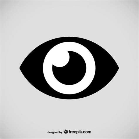 vector gratis ojo ver icono imagen gratis en pixabay ver ojo fotos y vectores gratis