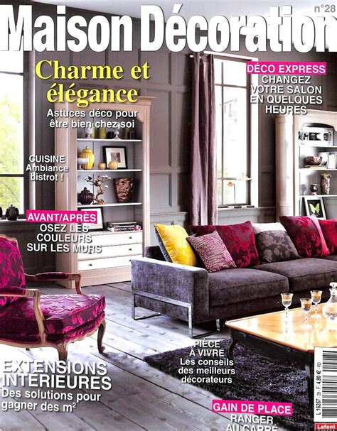 magazine decoration maison excellent comment rsilier un
