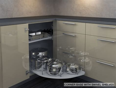 ikea corner kitchen cabinet how to take advantage of that space at your kitchen corners
