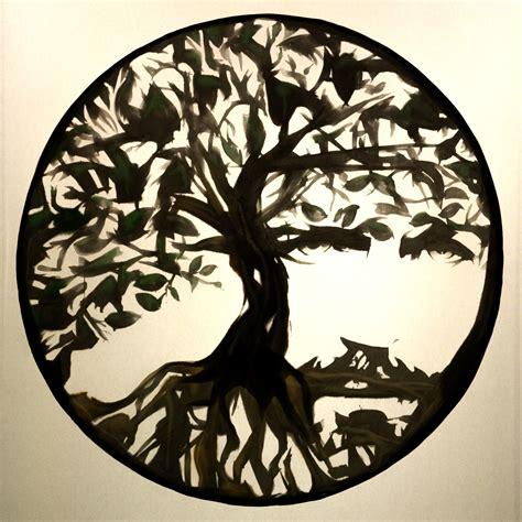 tree of life tree of life 8x8 jesuspainter online store