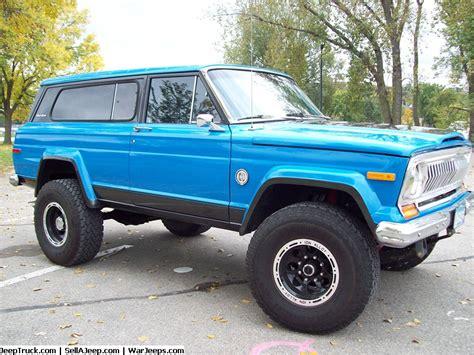 1977 jeep chief 1977 jeep chief s 4