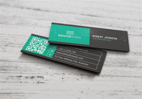 template for narrow card narrow business card size images card design and card