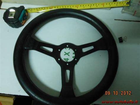 volante 500 abarth vendo volante abarth 183283 ricambi italia