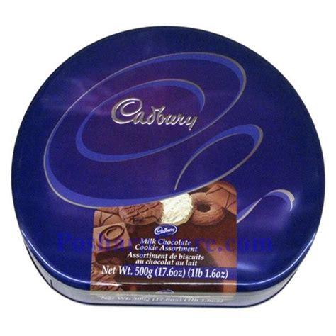 Cadbury Milk Chocolate Cookie Assortment 17.6 oz