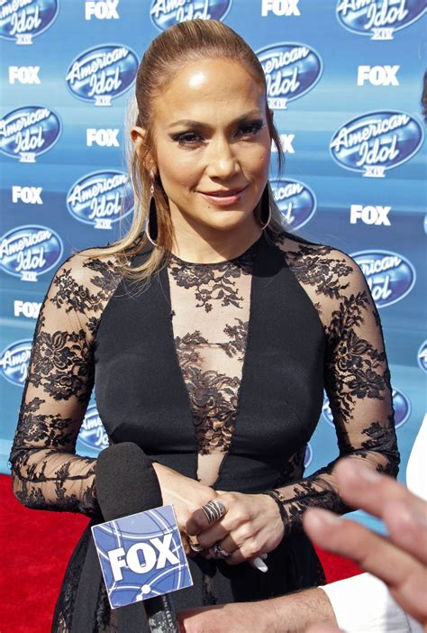 Jlo Psyched About American Idol by American Idol Xiv Grand Finale At The
