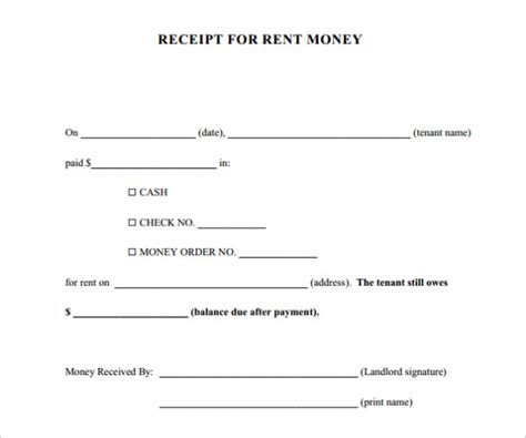 money receipt template psd 32 money receipt templates free doc pdf excel psd formats