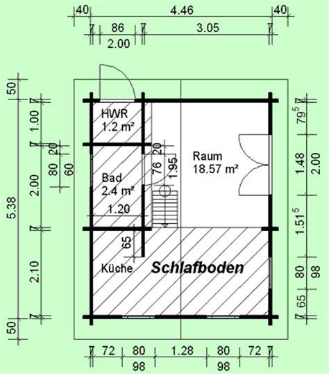 Gartenlaube 24 Qm by 24qm Blockhaus R 252 Havel Haus
