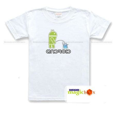 T Shirt Gap Shangai Tees android on apple t shirt