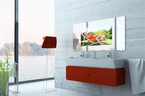 spiegel mit integriertem tv lcd tv t 220 x