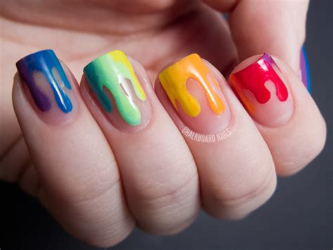 Nail Paint Design by Nail Stickers The Dos And Don Ts Of Application